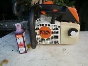 Stihl ms200t Serviced Mint