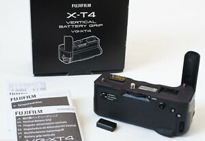 Fujifilm VPB-XT4 Vertical Power Booster Grip for Fuji X-T4