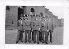 Gruppenfoto Deutsche Soldaten Offizier bei Kutno Polen 1939