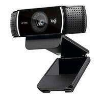 Logitech C922 Pro Stream Webcam - 1080p HD