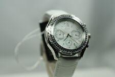 Hugo Boss 1502262 Damenuhr weiß Chronograph Besatz Damenmodell LUXUS Uhr top NEU