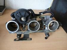 Triumph Tiger 955i 01 'Y' Fuel injector throttle bodies