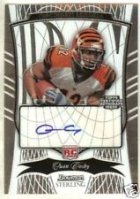 2009 Bowman Sterling QUAN COSBY (Rookie) auto Texas
