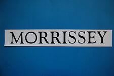 Morrissey Sticker (S303)