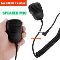 Walkie Talkie Speaker Mic Handheld Shoulder Microphone for YAESU Vertex Radio