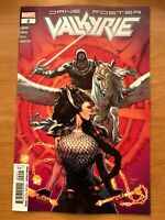 VALKYRIE JANE FOSTER #2 Asrar Main Cover A 1st Print  Marvel 2019 NM+