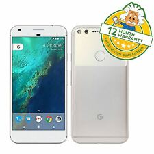 Pixel Phone XL by Google Silver 128 GB (Unlocked) Android Smartphone Grade A