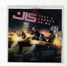(JC59) JLS, Take A Chance On Me - 2011 DJ CD