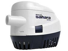 ATTWOOD SAHARA AUTOMATIC MARINE BILGE PUMP FOR BOATS, RV - 1100 GPH 12V - S1100