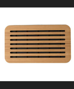 NEW BERGHOFF Ron Two Sided Multi-Function Bamboo Cutting Board