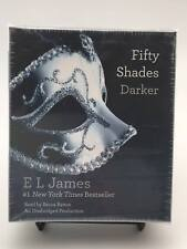 Fifty Shades Darker E. L. James #1 new York Times Bestseller An Unabridged - New