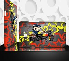 Coque Design Samsung Galaxy S2 BETTY BOOP - Réf 15