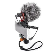 BOYA BY-MM1 Cardioid Shotgun  MIC for DSLRMicrophone Camera Camcorder Smartphone