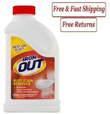 Iron OUT Rust Stain Remover Powder, 28 Oz.