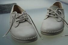 FINN Comfort Damen Schuhe Schnürschuh Einlagen Gr.4,5 D 37,5 creme Leder TOP #17