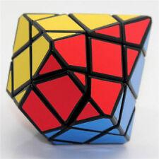 DS Diamonds Magic Cube Irregular GEM Skewb Twisty Puzzle Intelligence Toys Black