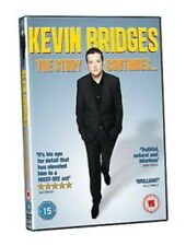 Kevin Bridges - The Story Continues (DVD, 2012) NEW SEALED PAL Region 2