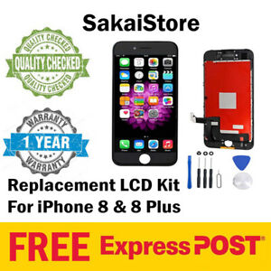 iPhone 8 8 Plus LCD Screen Replacement 3D Touch Display Full Digitizer Assembly