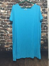 PIKO Bamboo Super Soft Boxy Tee Top Size Medium Pre-owned