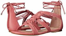 NIB ALDO Pink Rosania Flat Sandals -  Authentic - US Size 7 - SOLD OUT - RARE!!!
