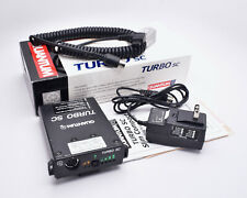 Quantum Turbo SC Battery Pack with Charger & Power Cable for Canon Flash (#5262)