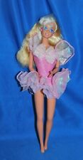 1991 Pretty Surprise Barbie  w/Original Outfit & Earrings. Good Used Condition.