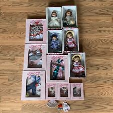 Lot Vogue Ginny Dolls And Clothes