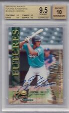 Miguel Cabrera 2000 Royal Rookies /4950 ROOKIE BGS 9.5/10 GEM AUTO AWESOME SUBS!