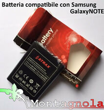 Batteria EB-615268VU MAGGIORATA Samsung Galaxy Note N7000 i9220 2500 mAh