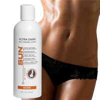Self Tanning Lotion Ultra Dark 8oz By Sun Labs NEW FRESH from The Factory!