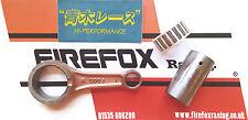 Suzuki RMZ250 H. 250'04 -'15 Mitaka Biela Kit Con Varilla también KXF250'04 -'09