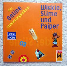 DCD / WICKIE,SLIME UND PAIPER / VOL 2 / AMBROS / DANZER / FALCO / DRAHDIWABERL /