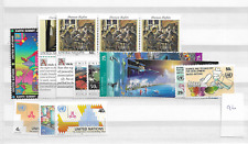 1992 MNH UNO New York year complete postfris**