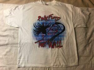 vintage Pink Floyd The Wall t shirt sz M rare Winterland