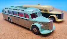 Brekina Vintage Mercedes Bus TWO PACK MINT CONDITION