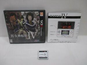 3DS -- Shin Megami Tensei 4 -- Can data save! Nintendo 3DS, JAPAN Game. 61191