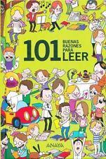 101 buenas razones para leer (Spanish Edition)-ExLibrary