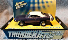 Johnny Lightning Dodge Charger Plum T-Jet 500 Tuffones Slot Car