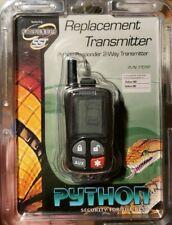 Python 7701P Sst Responder Lcd Remote Transmitter Fob