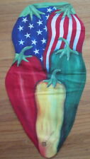 New listing Usa Flag Peppers flag 9X18 Reversible Toland small banner