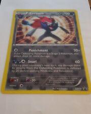 POKEMON PROMO CARD - JUMBO/OVERSIZED ZOROARK BW19 - 20cm X 14cm!!! (3D CARD)