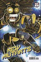 New Mutants #2 1:25 Arthur Adams Variant Marvel 2019 X-Men Mutants Excalibur NM