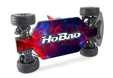 RC CAR CHASSIS HOBAO QUALITY CHASSIS STICKER SKIN HPI TRAXXAS LOSI