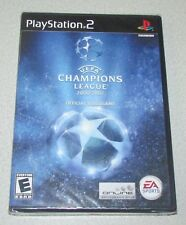 UEFA Champions League 2006-2007 Soccer for Playstation 2 Brand New!