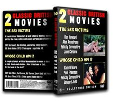 THE SEX VICTIMS - Alun Armstrong, Felicity Devonshire, J. Cardew (1973) 2for1DVD