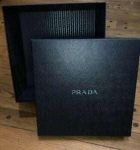 PRADA EMPTY GIFT BOX - AUTHENTIC -