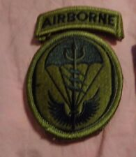ARMY PATCH, SPECIAL OPERATIONS COMMAND SOUTH  ,MULTI-CAM,SCORPION,w/hook loop