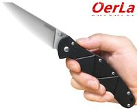OERLA OL-FKOS-004B EDC Folding Blade Knife - Outdoor Duty Knife with G10 Handle