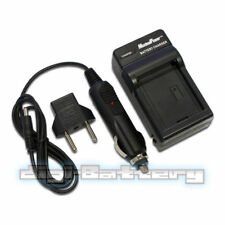 Camera Battery Charger OLYMPUS BLN-1 for OM-D E-M5 PEN E-P5 MFT Wall + Car + USB
