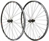 "Shimano Mt66 29"" All Mountain Bicycle Tubeless Wheelset Black Bike"